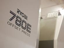 Presse Offset Ryobi 780E